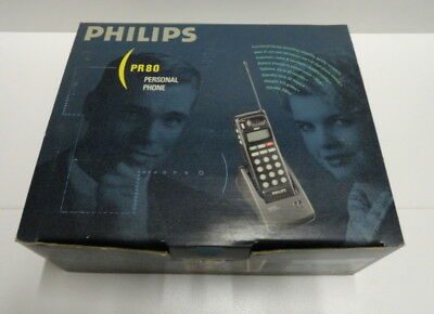 1990s PHILIPS PR 80 PHONE - NEW in the original box