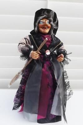 Sonic Norwegian Good Luck  Kitchen Witch*Standing  New Includes Peom  45Cm
