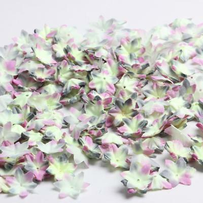 500pcs Mixed Artificial Flowers Silk Rose Petals for Party Wedding Decor
