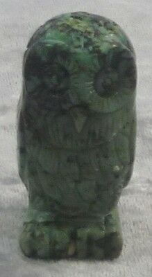 African Turquoise Owl