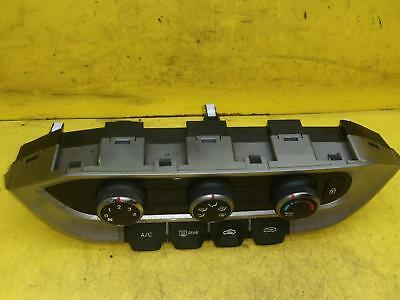 2014 Kia Rio Heater Controls A/C Controller    Switches Switch Panel