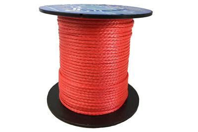 4mm x 50m Dyneema SK75 Winch Rope - 2500kg Rated -