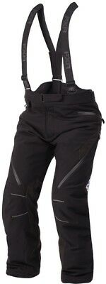 FXR Vertical Pro Mens Snow Pants Black