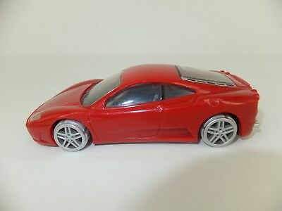 Toy Car Ferrari F430 Scale 1:38 Shell V-Power - Plastic Construction Vg Cond.