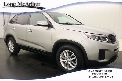 2014 Kia Sorento LX FWD AUTOMATIC 4 DOOR SUV REMOTE KEYLESS ENTRY ALLOY WHEELS CLEAN AUTOCHECK AND 120 POINT INSPECTION