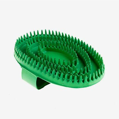 Finn-Tack Rubber Curry Comb, Large