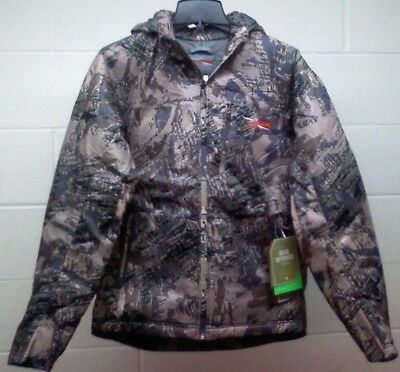 Sitka Kelvin Lite Hoody Jacket - Insulated - Optifade® Open Country - 30036-OB