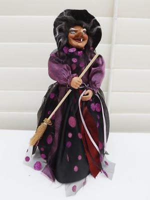 Sonic Norwegian Good Luck  Kitchen Witch*standing  Small 33Cm