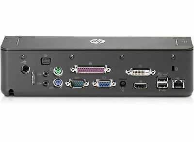 HP 90W Docking Station  Model: A7E32AA