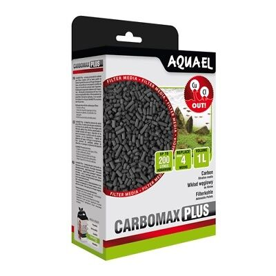 Aquael Multi Cartridge Pro CARBOMAX PLUS 1000ml 1l Aquarium Filtereinsatz