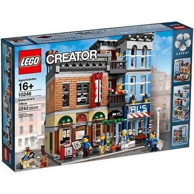 LEGO Detective's Office 10246 (new in stock)