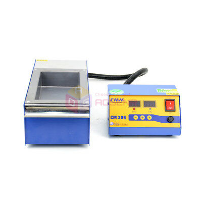 1000W Split Lead - Free Solder Furnace High - Temperature Melting Tin Furnace