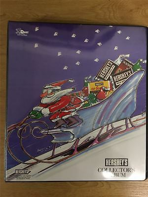 Hersheys Christmas Official Hersheys Binder