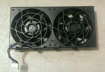 HP Z600 rear chassis cooling fan assembly
