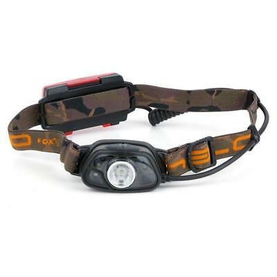 FOX Halo Headtorch MS 250 - Kopflampe
