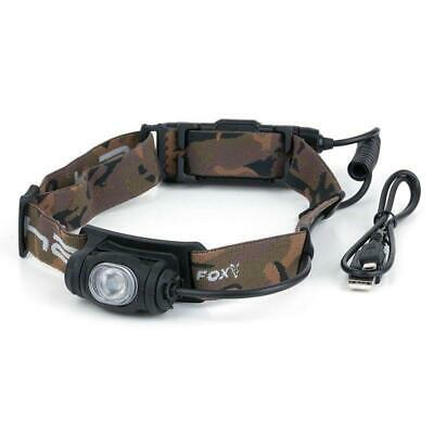 FOX Halo Headtorch AL 350 C - Kopflampe