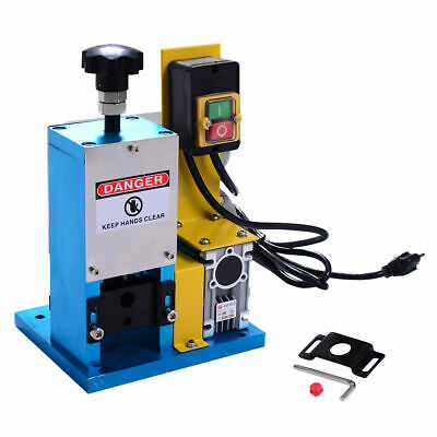 PortablePowered Electric Wire Stripping Machine Metal Tool Scrap Cable Stripper