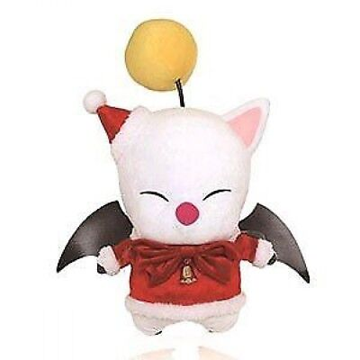 Final Fantasy XIV Moogle Plush Toy Christmas ver. All one F/S