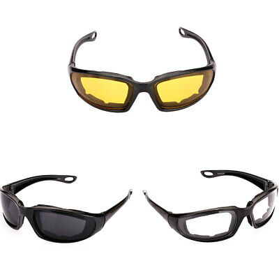 Wind Resistant Sunglasses Extreme Sports Motorcycle Bikes Motor Riding Glasses