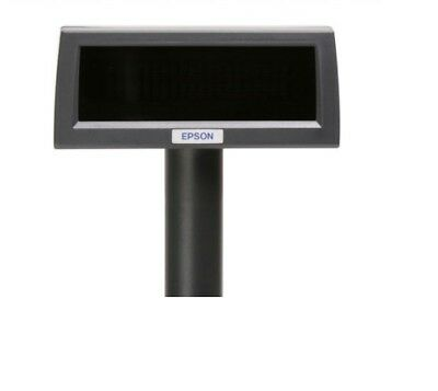 Epson point of sale display unit with pole.  DM-D110-111. Model M58DM