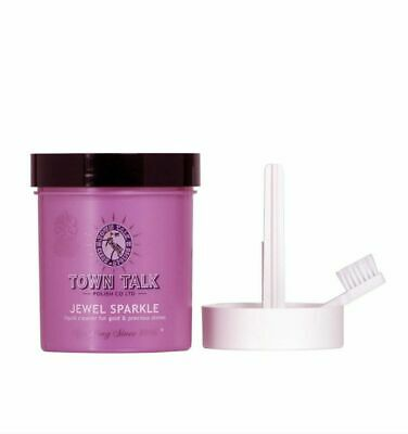 Jewelry cleaning : Town Talk Jewellery Cleaner – Exquisite Jewel Sparkle 225ml