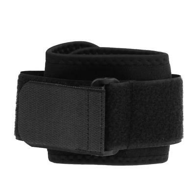 Elbow Support Brace Adjustable Tennis Golfers Wrap Strap Lateral Pain Relief