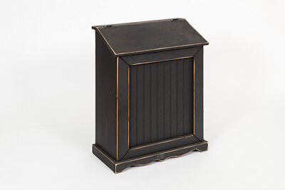 Primitive Pine Hamper - Amish Made in the USA - 9 Colors