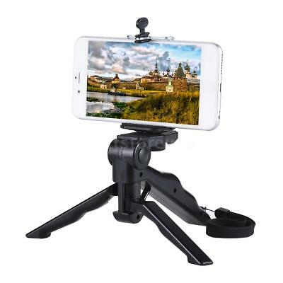 Mini Small Video Tripod Stand Grip Stabilizer for Samsung iPhone 7 Plus/6 Plus