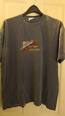 Las Vegas Hilton t-shirt- Size XL- Established 1969- LV Hilton no longer exists