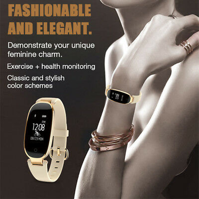 Waterproof Bluetooth Smart Watch Phone Mate For Android IOS iPhone Samsung LG S3
