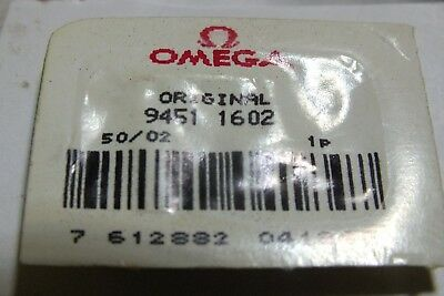 Brand New Genuine Omega Watch Buckle - 16mm  - Fits Straps 18 - 22mm