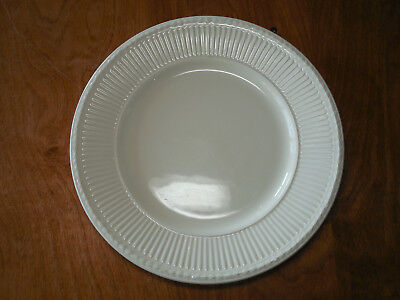 "Wedgwood England EDME Dinner Plate 10 1/2"" Off White         20 available"