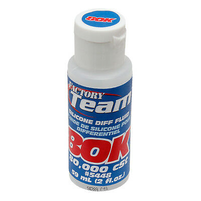 Associated 5448 FT Silicone Diff Fluid 80,000 cSt : RC10B6 / B6 Club Racer / B6D
