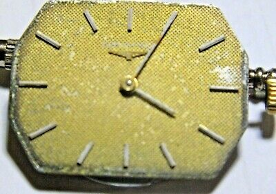 PESEUX 7001 movement handwinding sig Longines with Dial cal L847 working good