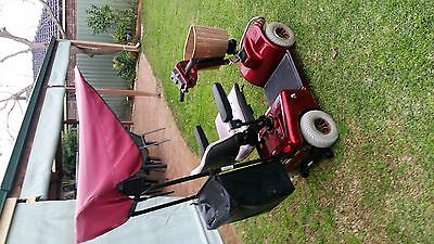 Shoprider Gopher Shopping Scooter