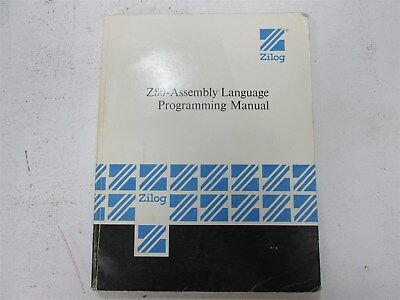 Z80 - Assembly Language Programming Manual, from Zilog 1980