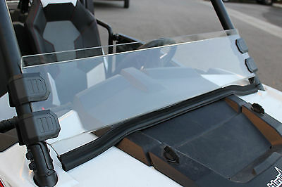 New Polaris RZR XP1000 RZR S1000 900S EPS Trail UTV HALF WINDSHIELD 2014 - 2017