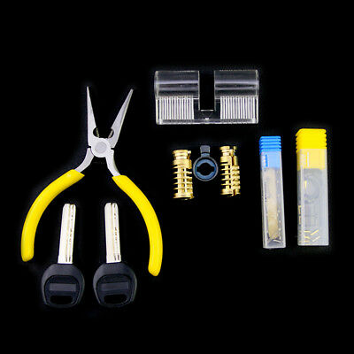 DIY AB Tubular Padlock Mounting Accessories For Locksmith Tools DIY Assembling
