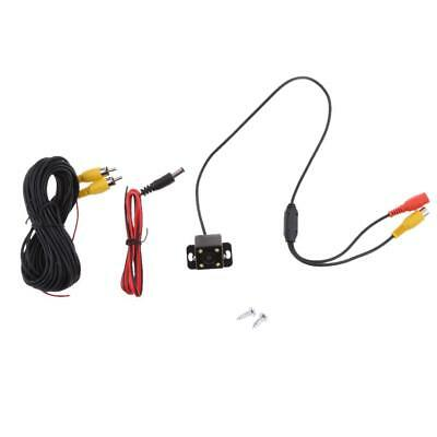 120° Car Automobile Rear View Backup CCD Camera Waterproof DC12-24V