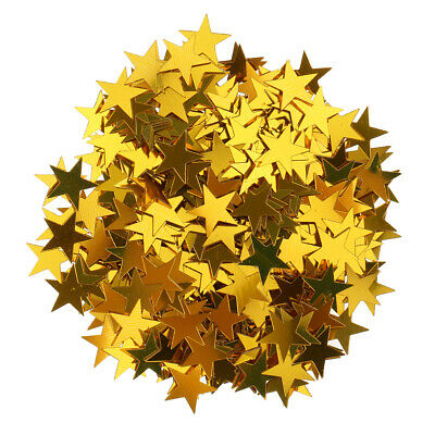 5 Colors Star Scatters Birthday Wedding Party Table Foil Confetti Sprinkles 15g