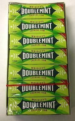 Wrigleys Doublemint Gum - Full Box