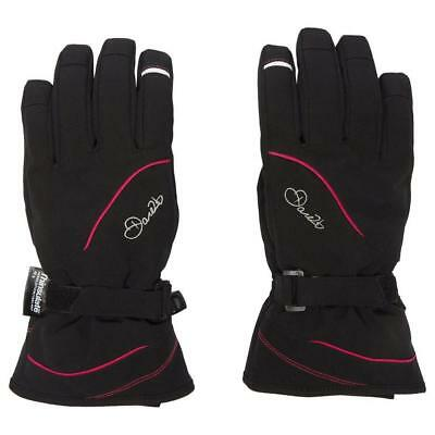 Black Dare 2B Girls' Guided Gloves Outdoor Clothing One Colour