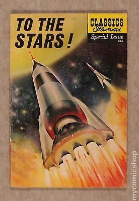 Classics Illustrated Special (1955) #165 GD 2.0 LOW GRADE