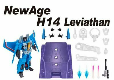 NewAge Toys Transformers The Legendary Heroes H09 Walther P-38 Megatron In Stock