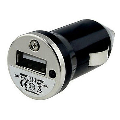Universal Usb Car Charger Adapter For Samsung Galaxy S4 S5 S6 S7 S8 Mini