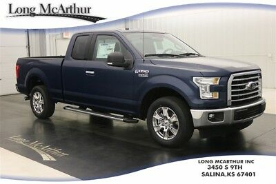 2017 Ford F-150 XLT SUPERCAB MSRP $45430 REMOTE START PRO TRAILER BACKUP ASSIST REAR VIEW CAMERA
