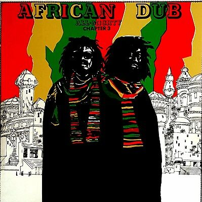 Joe Gibbs ‎– African Dub Almighty Chapter Three LP Dub Reggae New