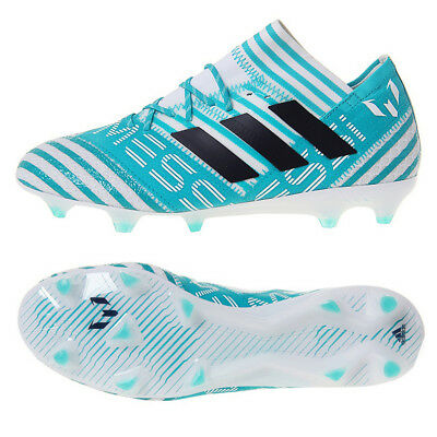 fdca2487b612 Adidas NEMEZIZ Messi 17.1 FG (BY2406) Soccer Cleats Football Shoes Boots