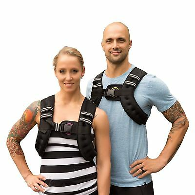 Weighted Vest for Men and Women - Functional & Versatile Weight Loss Training Ge