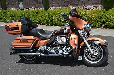 2008 Harley-Davidson Touring  Mint 2008 105th Anniversary Harley Davidson Electra Glide Ultra Classic FLHTCU